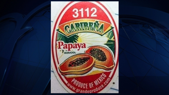 Salmonella outbreak linked to Mexican papayas up to 141 cases