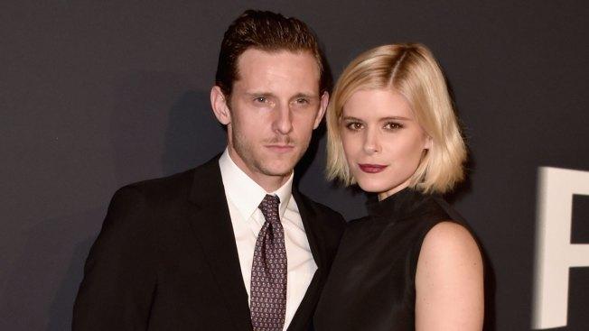 Wedding Bells: Kate Mara Ties Knot With Jamie Bell