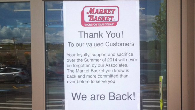 market basket ceo pens thank you letter