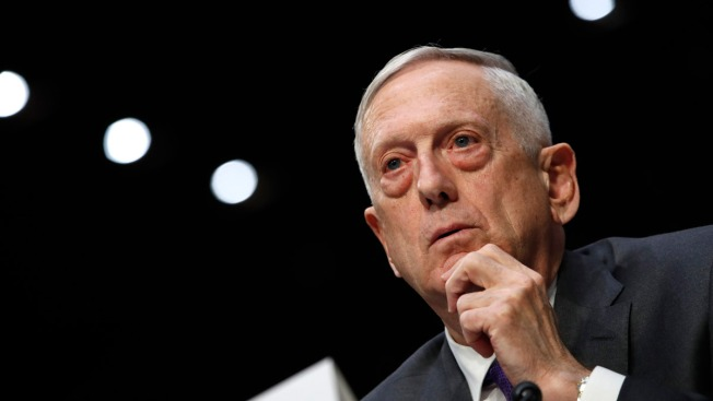 Mattis Foresees 'Re-Energized' Fight Against ISIS in Syria