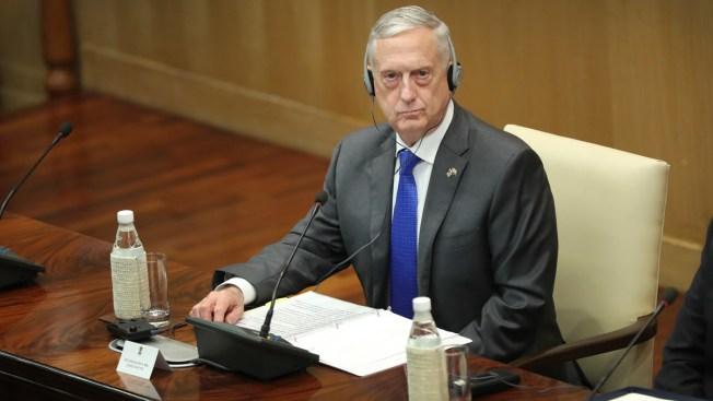 US Defense Secretary Makes Surprise Visit to War-Weary Kabul