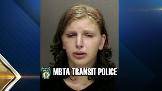 Woman Arrested for Assaulting an MBTA Train Conductor