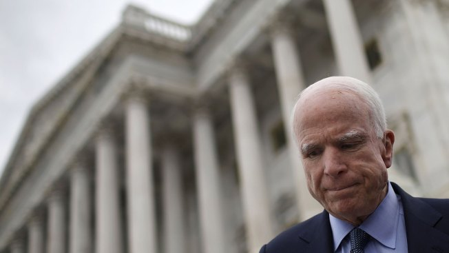 What Happens If John McCain Leaves the Senate?