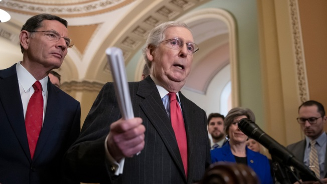 McConnell: Senate to Pass Measure Halting Trump's National Emergency