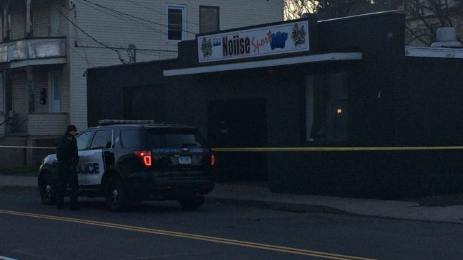 Several People Shot Outside Sports Bar