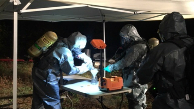 Maine Sets Record for Most Meth Lab Incidents