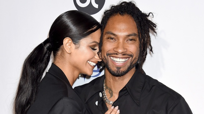 Miguel Marries Longtime Girlfriend Nazanin Mandi