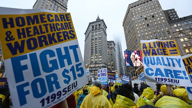 Report: Connecticut Will Raise Minimum Wage in 2016