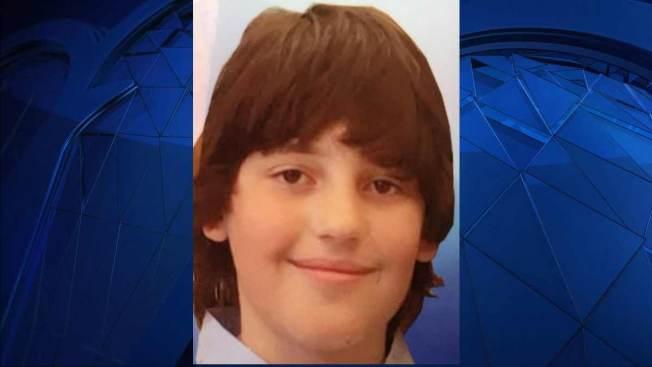 Police Find Missing Boy
