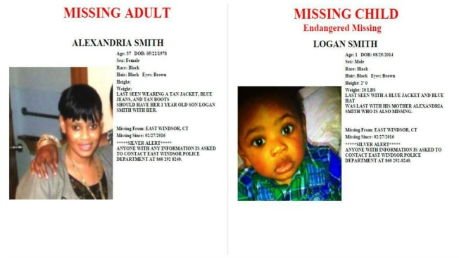 Police Searching for Missing Conn. Mother, Son