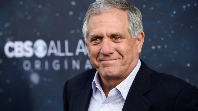 6 More Women Accuse CBS's Les Moonves of Sex Misconduct: Report