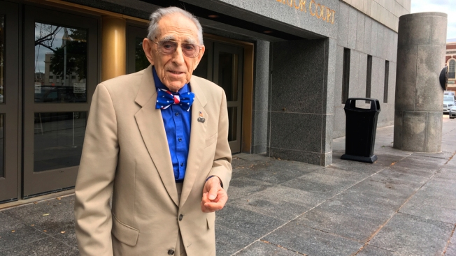 99-Year-Old Lawyer: I'll Retire 'When They Carry Me Out of Here'