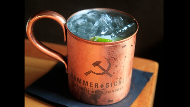 Drinking Moscow Mules Out of Copper Mugs Unlikely to Kill You, Officials Say
