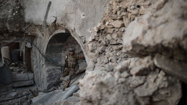 Major ISIS Counterattack in Mosul Pushes Back Iraqi Forces