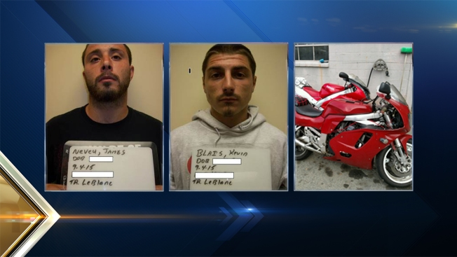 Motorcyclists Nabbed Driving 108 MPH on I-93