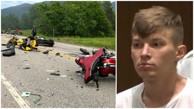 Driver Waives Arraignment in NH Motorcyclist Deaths