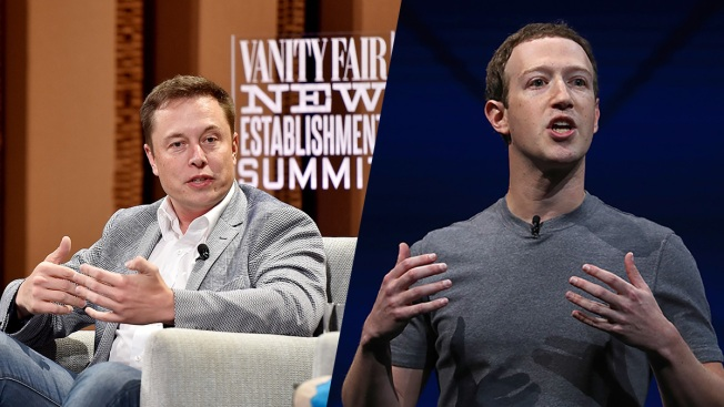 Mark Zuckerberg and Elon Musk Spar Over Future of Artificial Intelligence