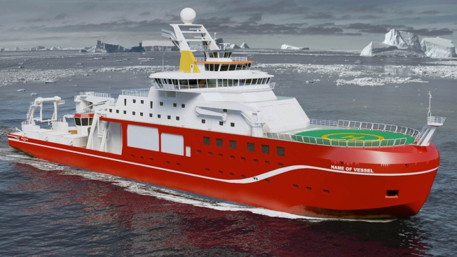 'Boaty McBoatface' Floats to Top of UK Polar Research Ship-Naming Poll