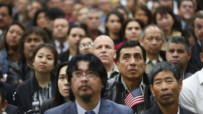 Huge Backlog of Citizenship Applications Since Trump's Election