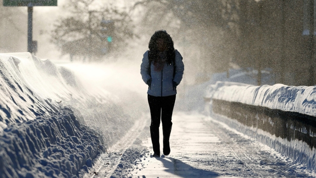 Wintry Mix in Store for Yet Another Weekend Storm in New England