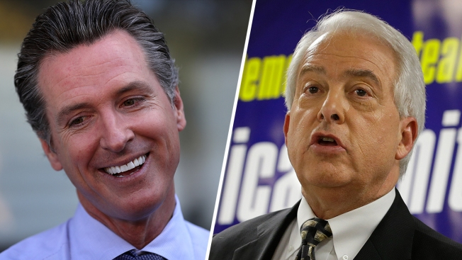 It's Gavin Newsom Vs. John Cox for California Governor. Who Are They?