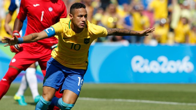 15 Seconds! Neymar Powers Brazil to Finals, Scores Fastest Goal in Men's Olympic History