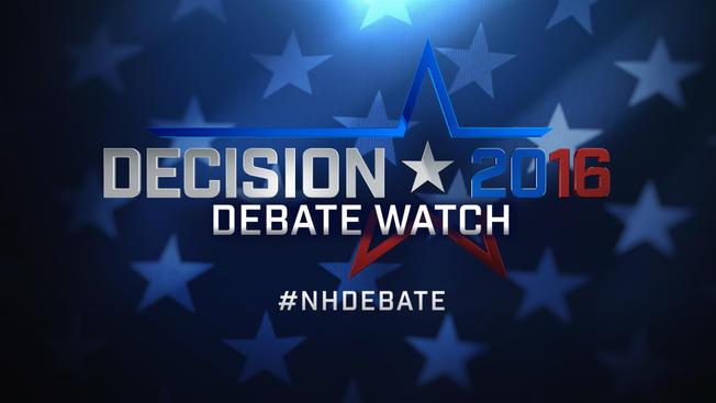 REACTION: Republican Presidential Debate in N.H.