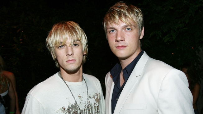 Backstreet Boys' Nick Carter Seeks Restraining Order Against Brother Aaron Carter