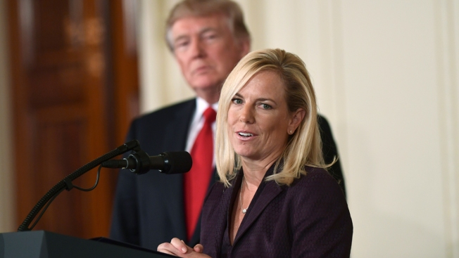 Nielsen's Replacement at Homeland Security to Face Same Border Challenges