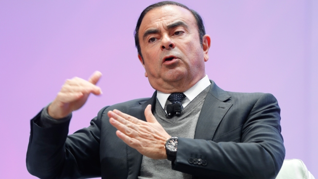 Nissan Chairman to Be Dismissed After Reported Arrest