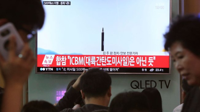 USA plans 1st defense test of ICBM intercept amid North Korea threat