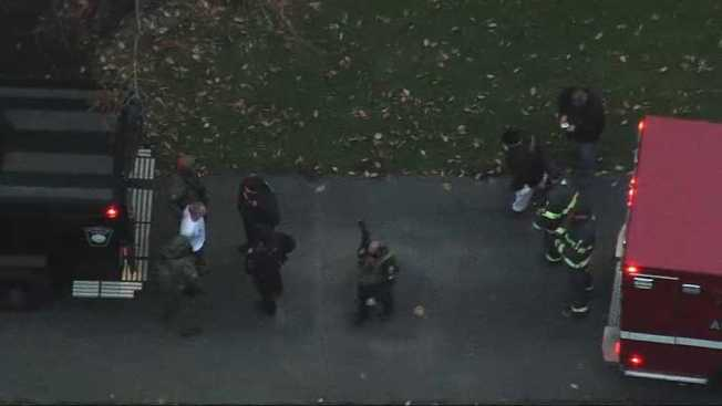 Man Taken Into Custody After 'Active Situation' in Norwell