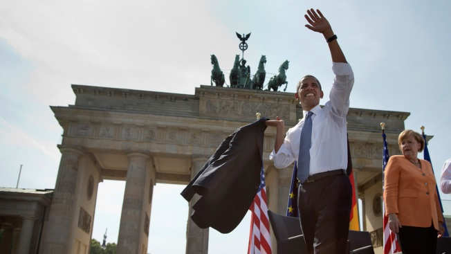 Obama, Merkel to Discuss Democracy at Protestant Reformation Event Next Month