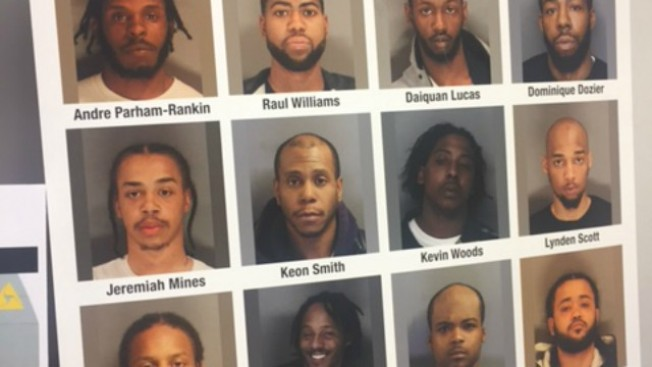 Gang Members Charged With Selling Drugs Near School