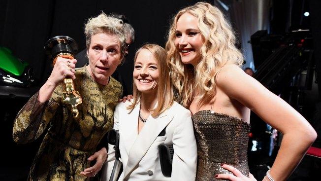 Man Charged With Felony Theft of Frances McDormand's Oscar