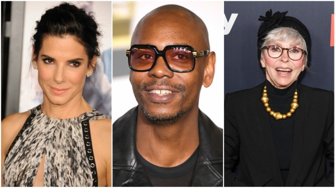 Sandra Bullock, Dave Chappelle, Rita Moreno Join Oscar Show