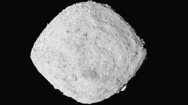 Ancient Asteroid Gets Its 1st Visitor: a NASA Spacecraft Launched 2 Years Ago