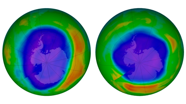 Earth's Ozone Layer Is Healing, UN Report Says