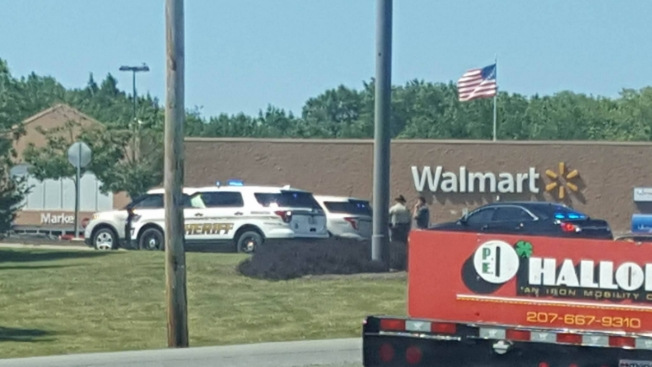 Standoff Resolved in Palmyra, Maine, Walmart Lockdown Lifted