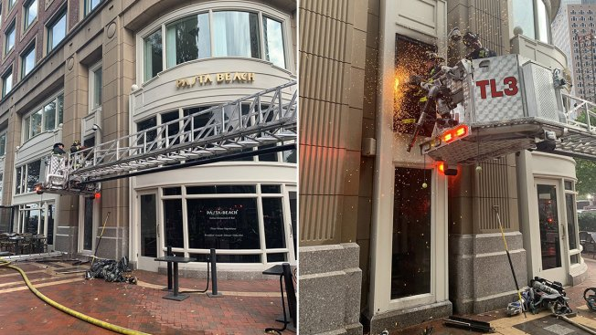 Restaurant Fire in Boston's Seaport District Causes $350K in Damage