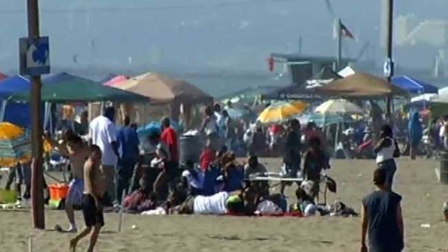Rhode Island Beach Fully Reopens Following Mysterious Blast