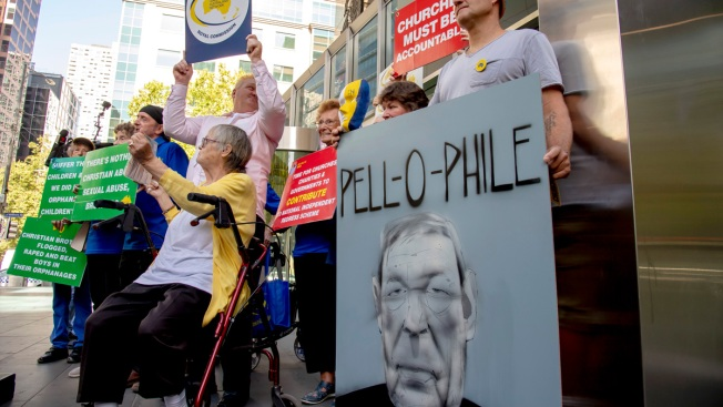 Australian Cardinal Pell, Most Senior Catholic Charged With Child Sex, to Spend His First Night in Prison