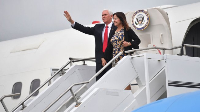 Pence Stayed at Trump's Ireland Property After President's 'Suggestion'