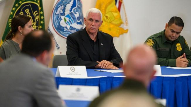 Trump Defends Border Detention Camps
