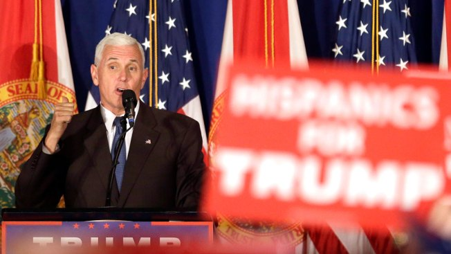 Pence, Ryan Urge Republicans to 'Come Home' for Trump
