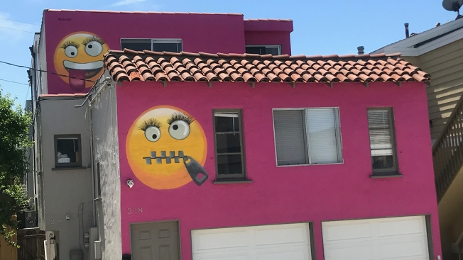 SoCal 'Emoji House' Hits the Market for $1.7 Million