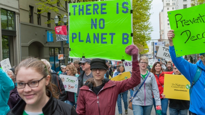 Ex-EPA Chief: Millennials Have Stepped Up Amid Complacency on the Environment