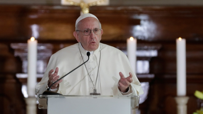 Pope Acknowledges Abuse Scandals Driving People From Church