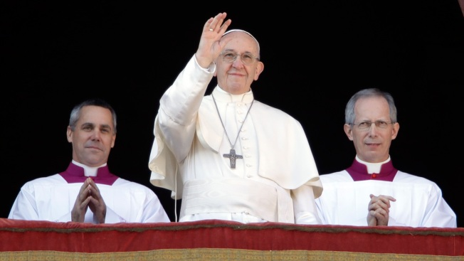 Pope Laments 'Winds of War' Blowing Around the World