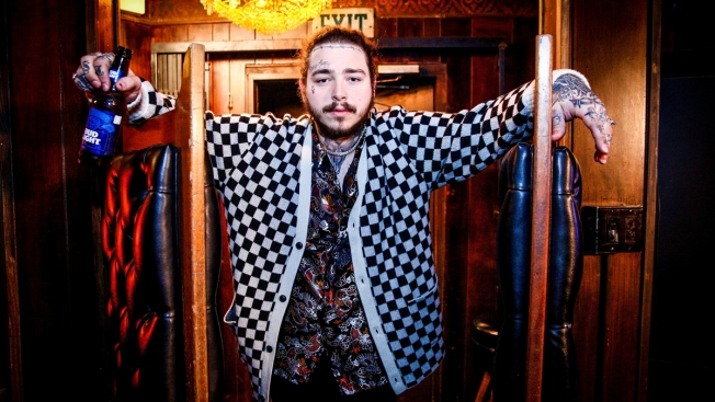 'God Must Hate Me': Rapper Post Malone Involved in Car Crash in California